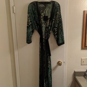 Duster/Robe/ coverup